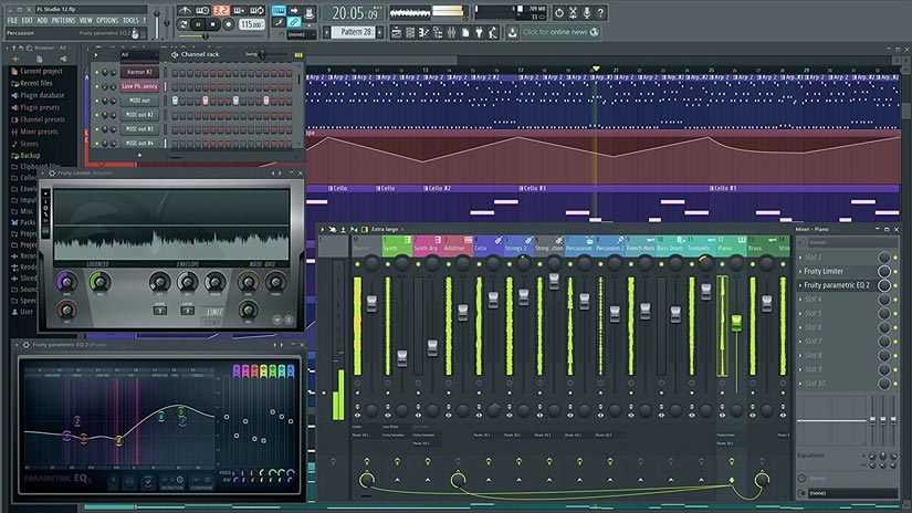 fl studio 12 crack only free download