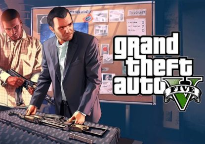 Download game GTA 5 Full Version Free For PC
