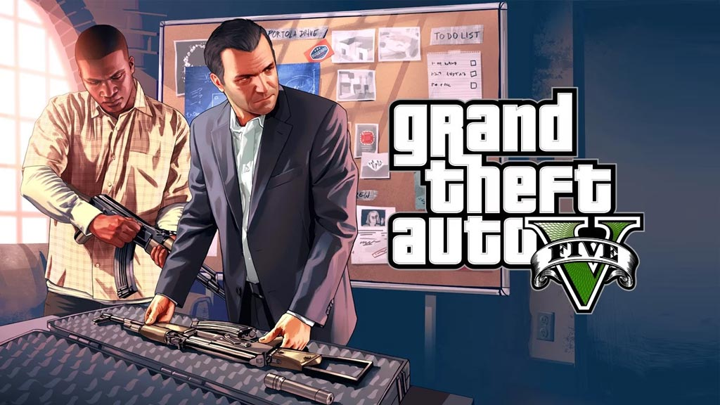 Grand Theft Auto V Fitgirl Repack Full Crack Download for PC