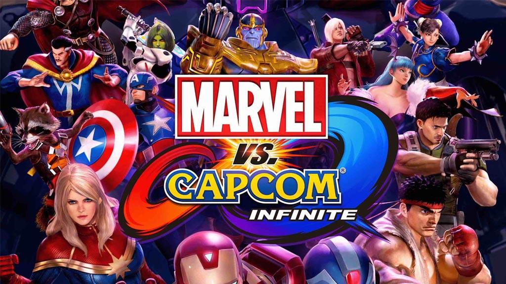Download game marvel vs capcom infinite full version pc game