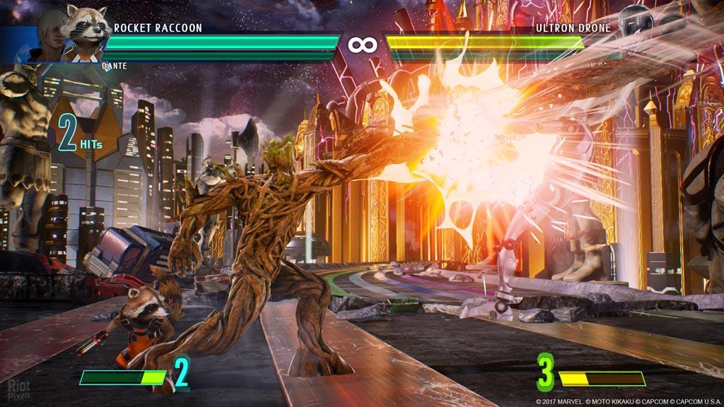 Download game marvel vs capcom gratis full version