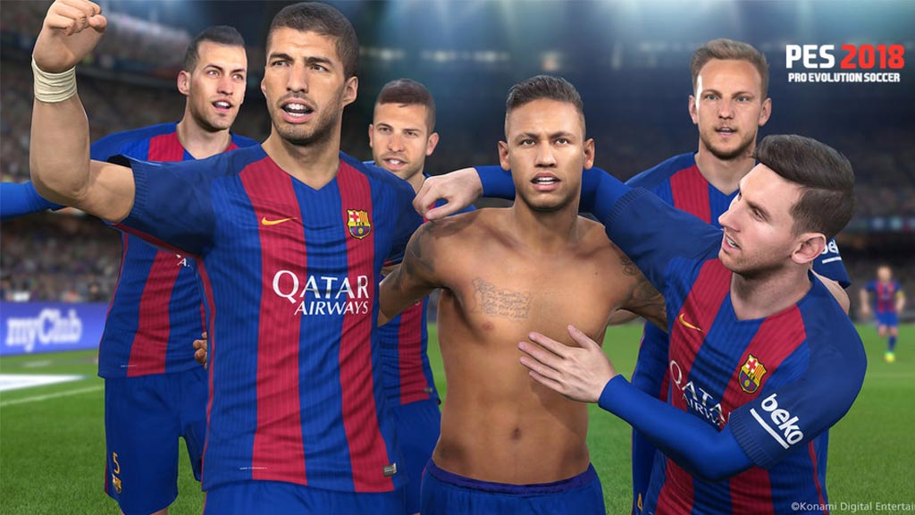Download Game PES 2018 Fitgirl Repack