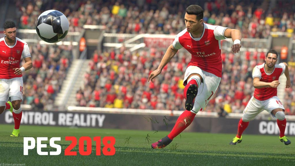 Download Game PES 2018 Terbaru Gratis