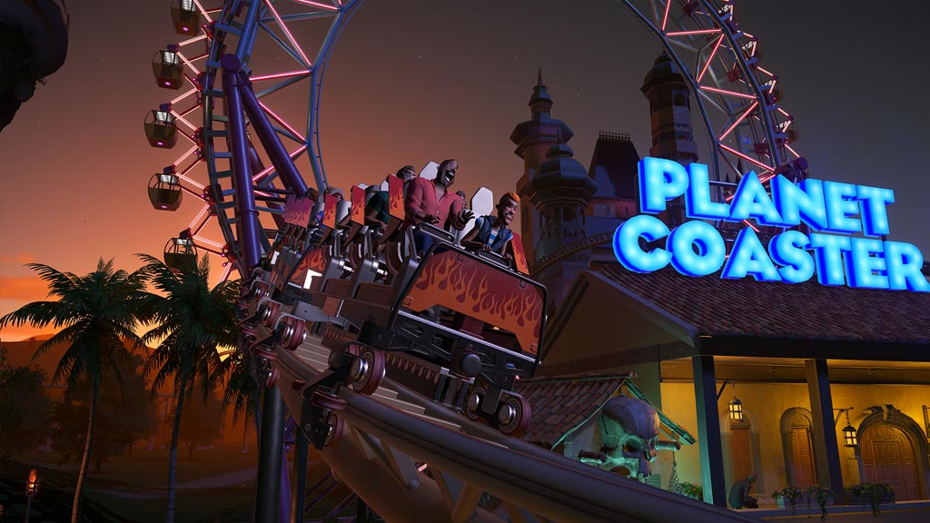 Download game planet coaster all dlc