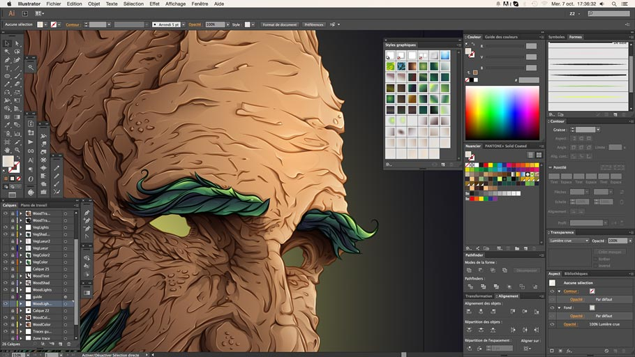Download Illustrator CC 2018 MacOSX Ful Version Gratis
