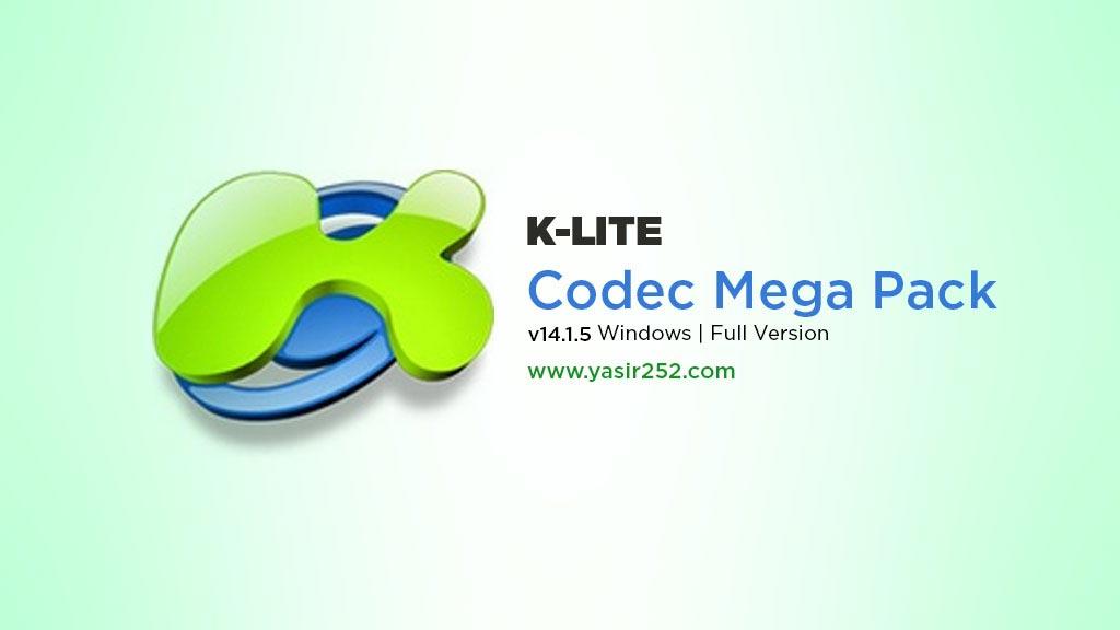 Download K Lite Codec Pack Terbaru Gratis Full