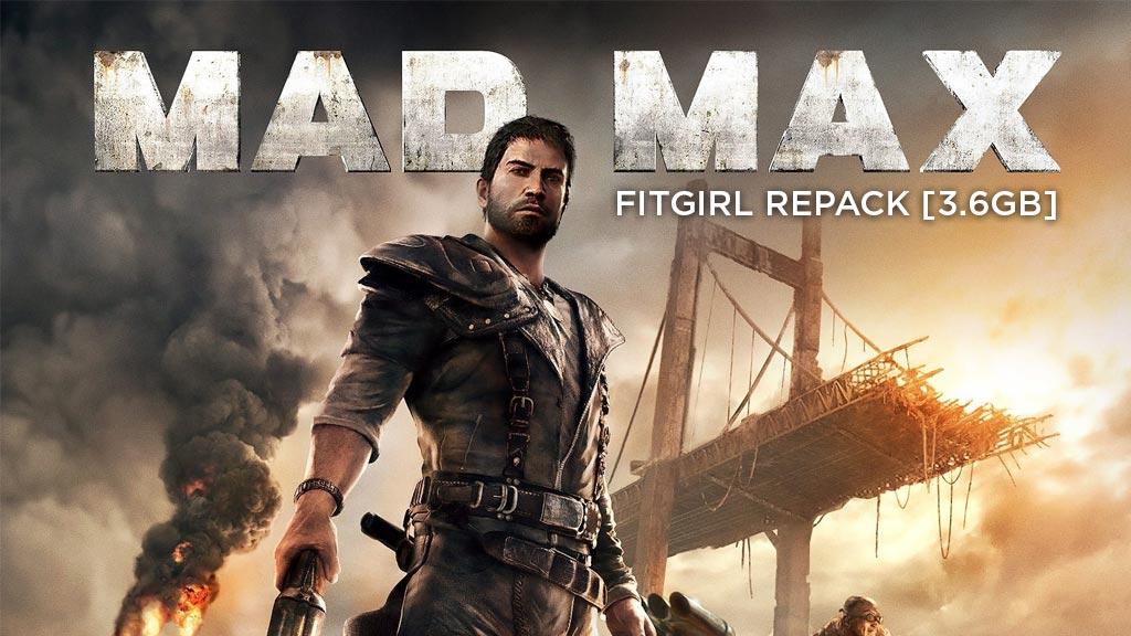 Download mad max game pc full crack repack gratis