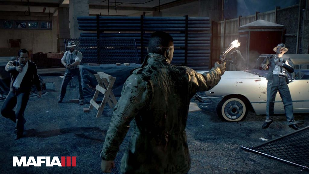 Mafia 3 PC Game Free Download + DLC (Fitgirl Repack) | YASIR252
