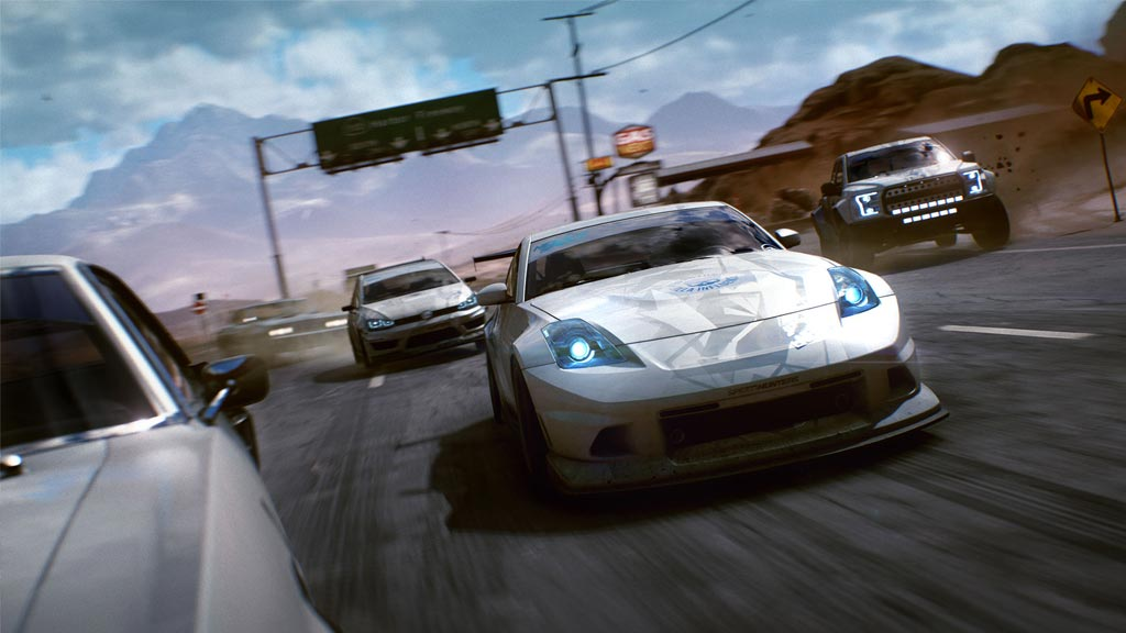 Download NFS payback gratis full version