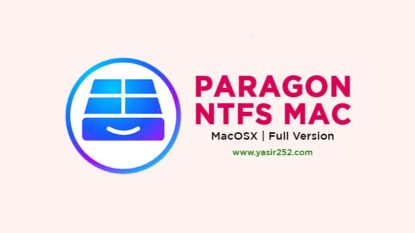 Download Paragon NTFS Crack Full Version Mac