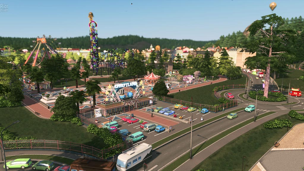 Download permainan simulasi city kota cities skylines full