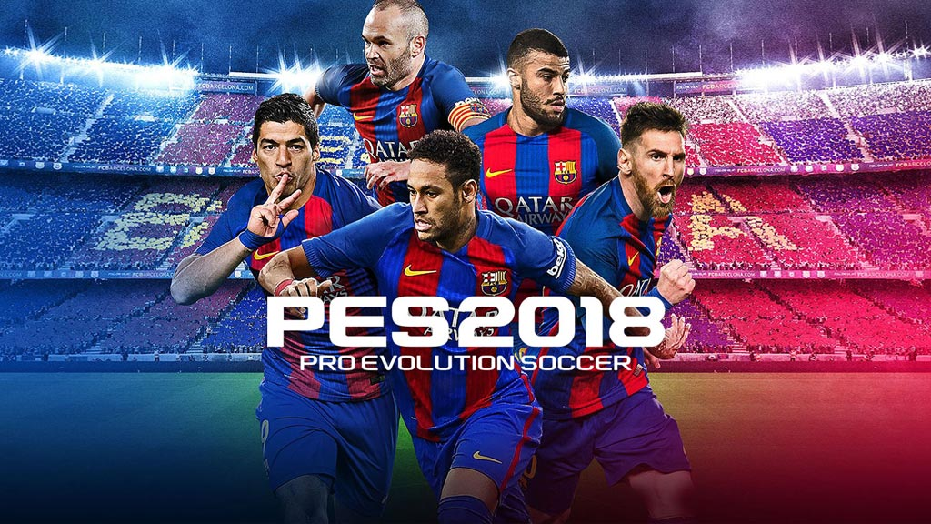 Download PES 2018 Game Patch Terbaru Yasir252