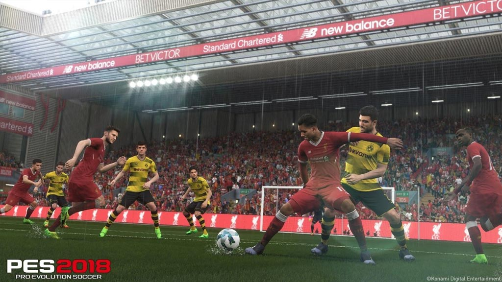 Download Pro Evolution Soccer 2018 Terbaru Gratis