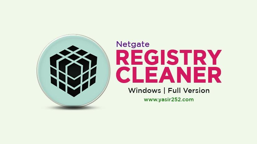 Download Netgate Registry Cleaner Full Version Free