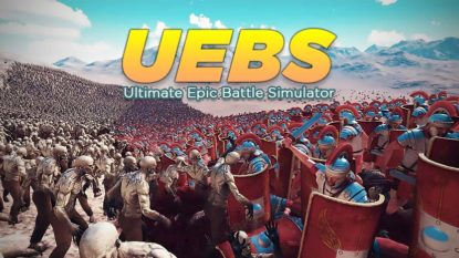 Download Ultimate Epic Battle Simualtor Full Version Free PC Game