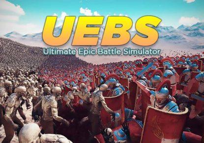 Download Ultimate Epic Battle Simualtor Full Version Free PC Game