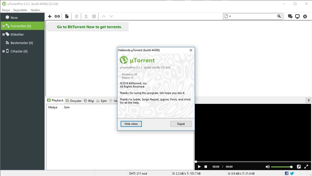 Download uTorrent Full Version Crack