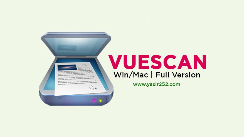 Download Vuescan Full Version Windows Mac
