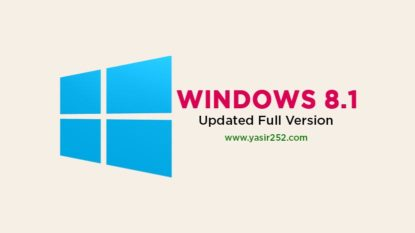 Download Windows 8.1 Pro 64 Bit Full Version