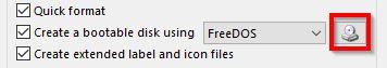 Flashdisk Installasi Window Rufus Bootable
