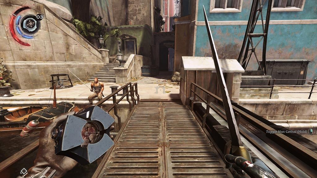 Free download dishonored death of the outsiders pc game