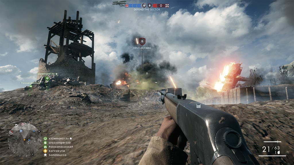 Free download game battlefield 1 repack full crack