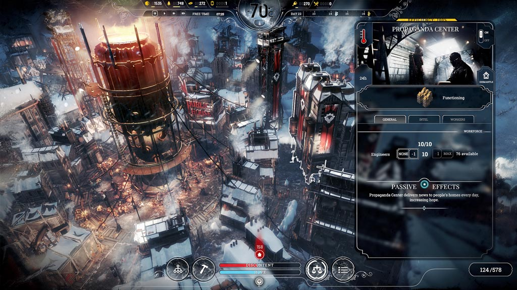 Game frostpunk free download pc