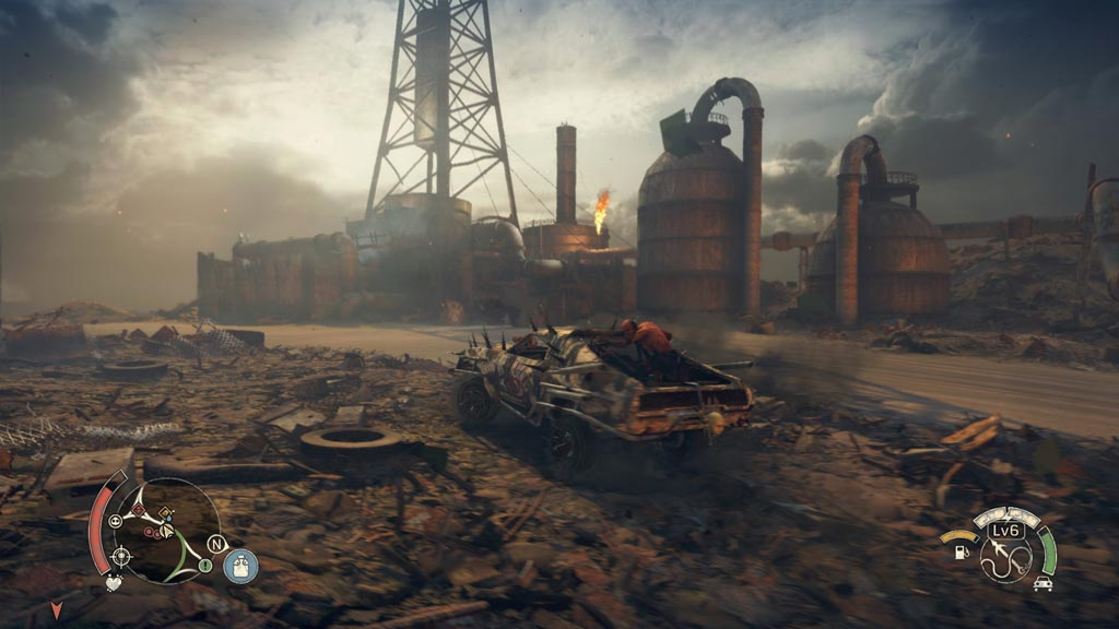 Mad max system requirement pc full