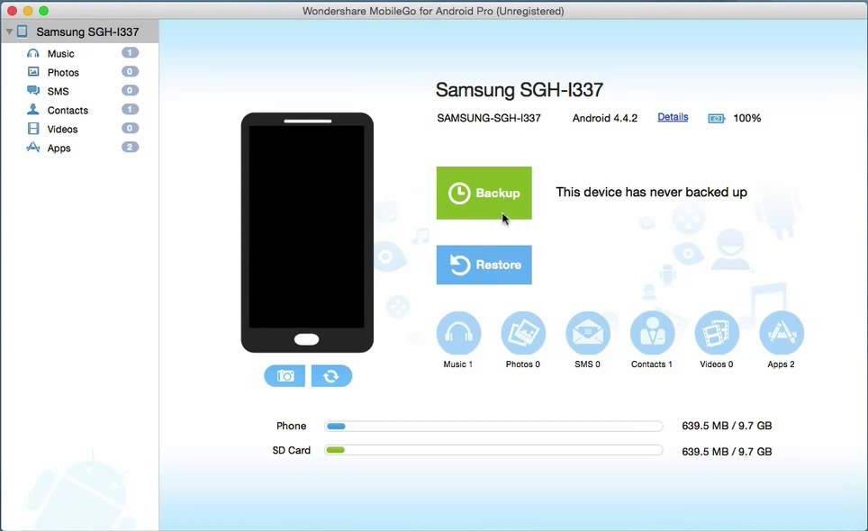 Wondershare MobileGo Full Version v8 5 0 (Win/Mac) | YASIR252