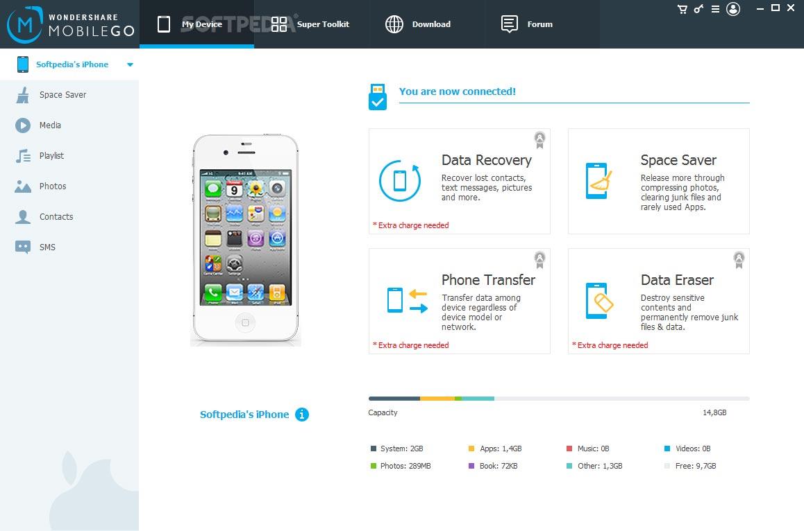 Menghubungkan iphone ke komputer windows dengan mobilego ios