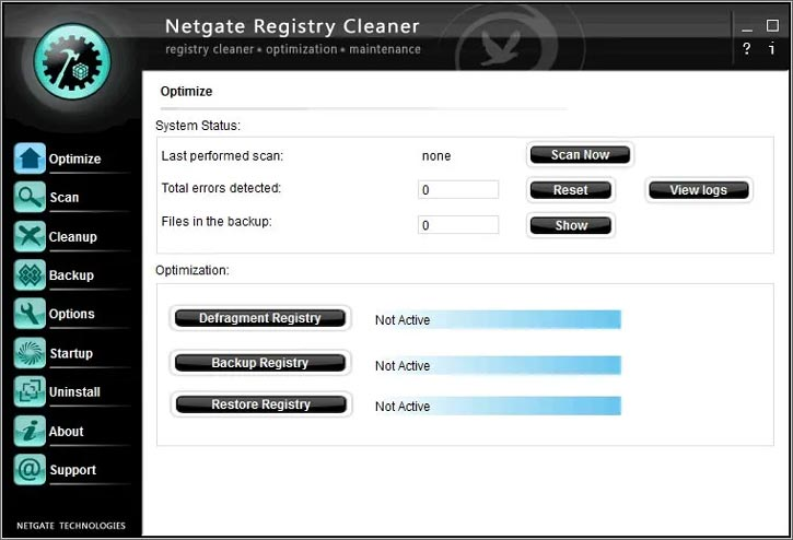 Netgate Registry Cleaner Software Windows Free Download