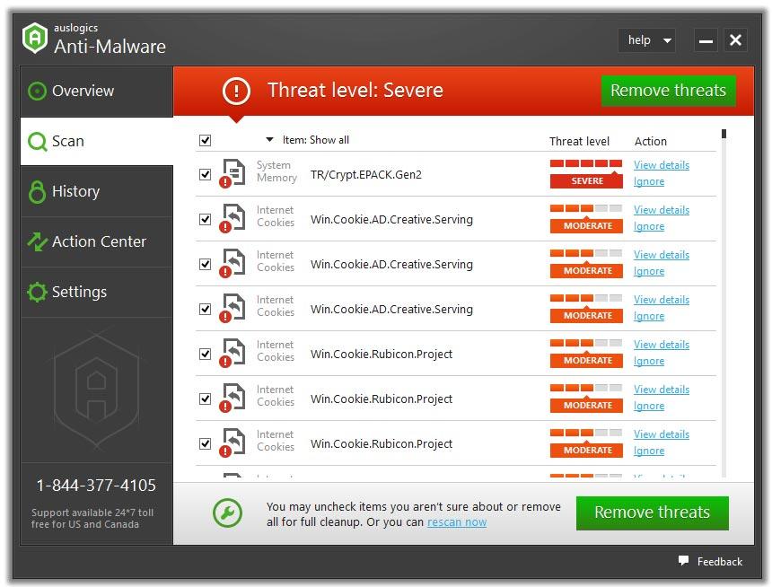 Software anti malware terbaik auslogics gratis