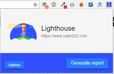 Trik SEO Google LIghthouse