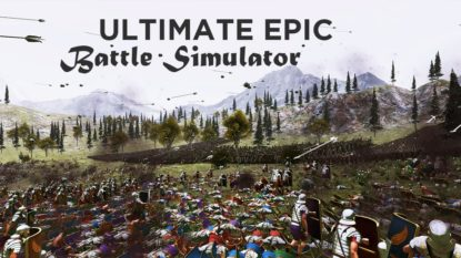 Ultimate Epic Battle Simulator Free Download PC Game Full Crack