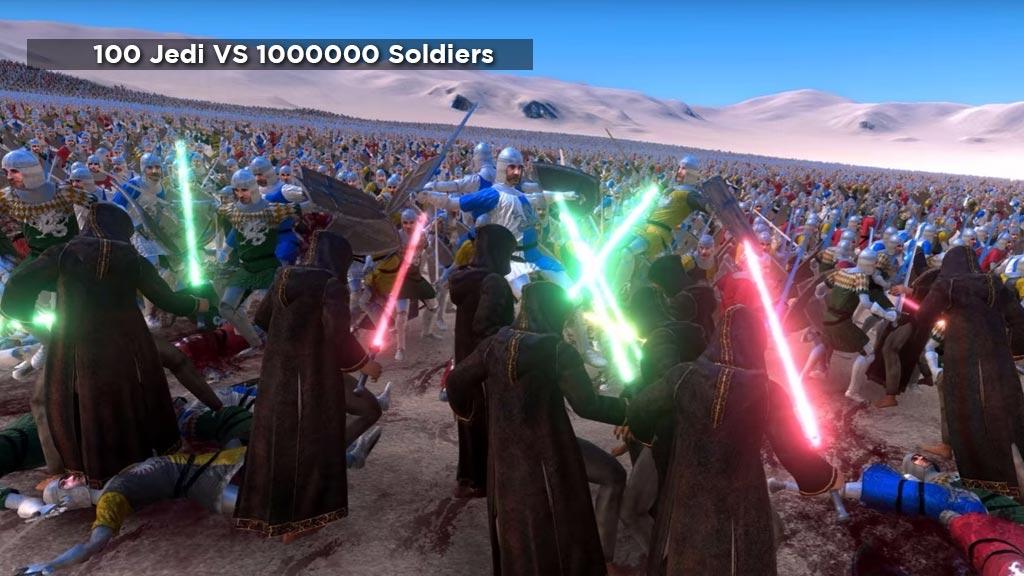 Ultimate Epic Battle Simulator PC Game Free Download Crack
