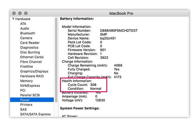 Cara Cek Kondisi Baterai Mac Tidak Bisa Charging