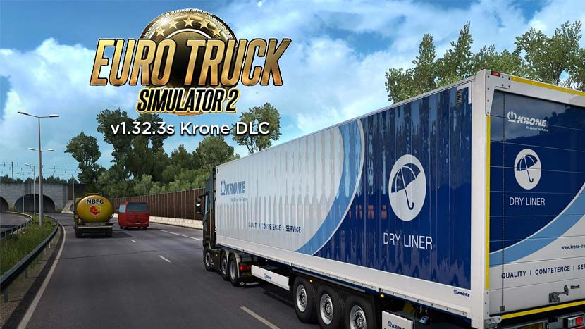 Download Game Euro Truck Simulator 2 Krone