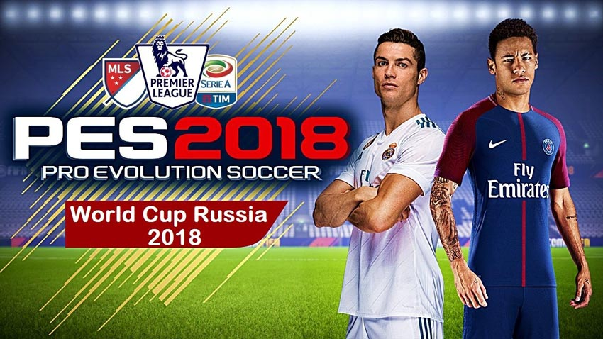 Download PES 2018 Patch World Cup Russia