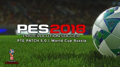Download PES 2018 PTE Patch Free Google Drive