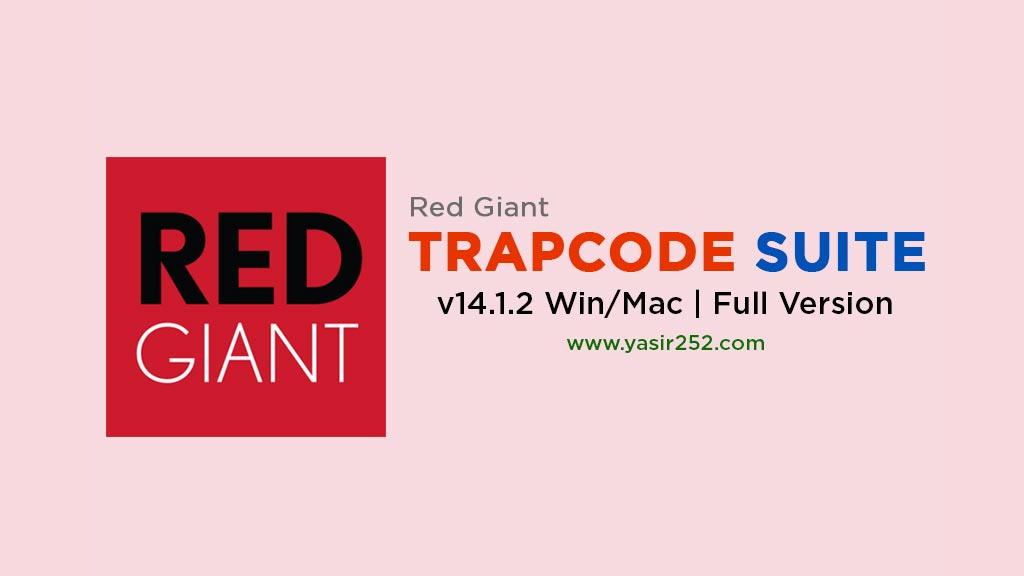 red giant trapcode suite for cc free download