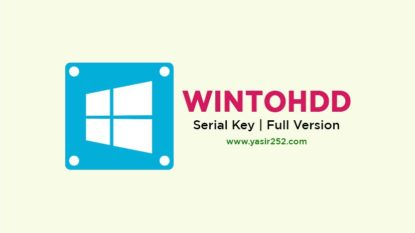 Download WinToHDD Full Version PC Free