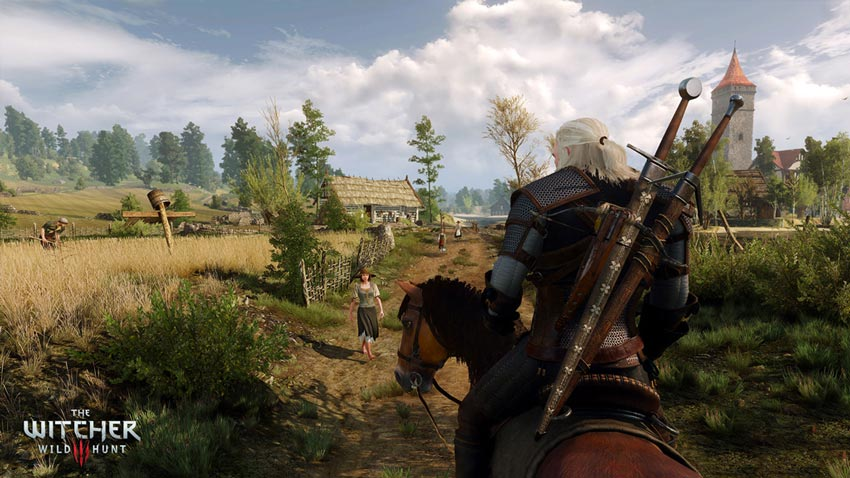 PC Game the witcher 3 full version