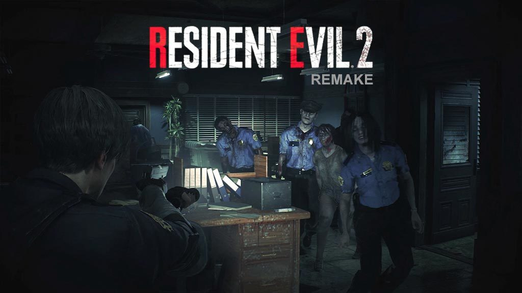 Review resident evil 2 remake indonesia