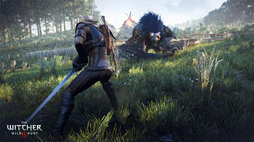 The Witcher 3 Wild hunt game of the year download full