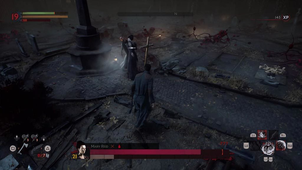 Vampyr PC Game Free Download Crack