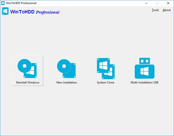 WinToHDD Full Free Download Serial Key