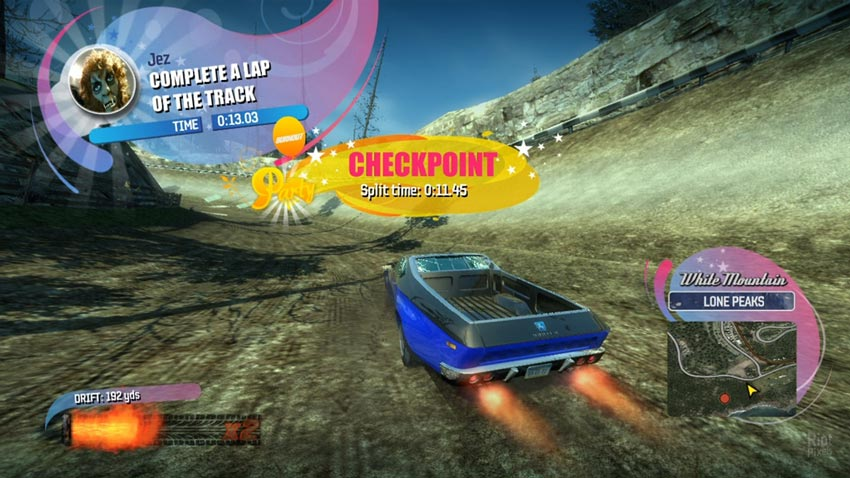 Burnout Paradise PC Game Free Download Repack