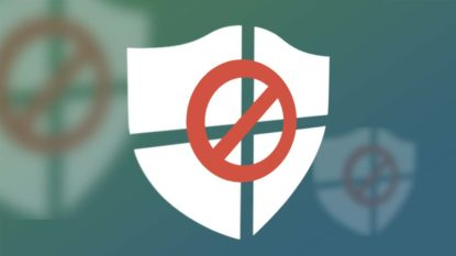 Cara Menonaktifkan Windows Defender Windows 10