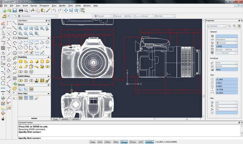 Corelcad 2018 Full Version Free Download