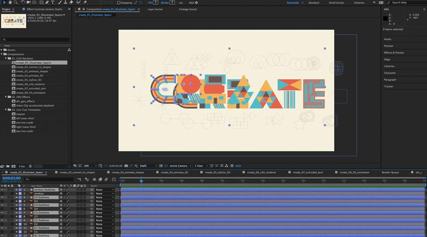 adobe after effects download gratis